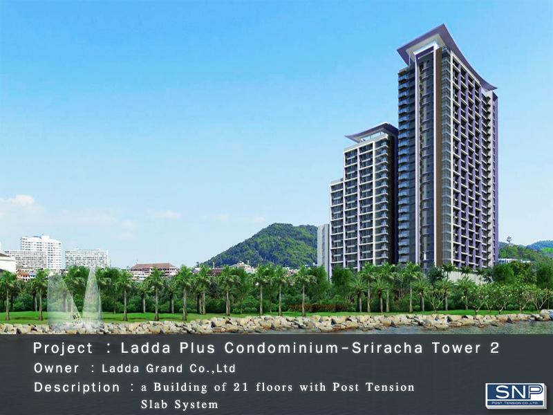 Ladda Plus Condominium - Sriracha Tower 2