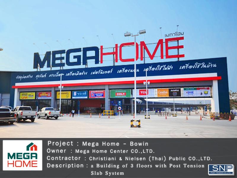 Mega Home - Bowin