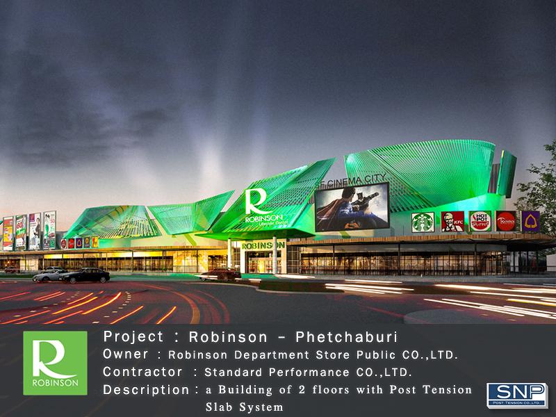 Robinson - Phetchaburi