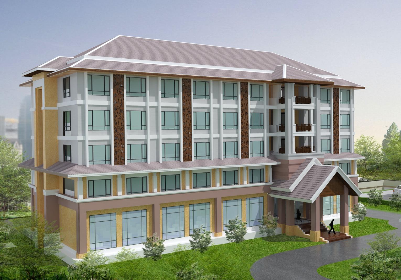 Tuddawan Hotel - Pakse, Laos People's Democratic